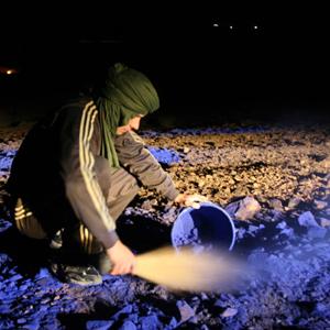 Años 2000 – Agujeros azules en Tifariti