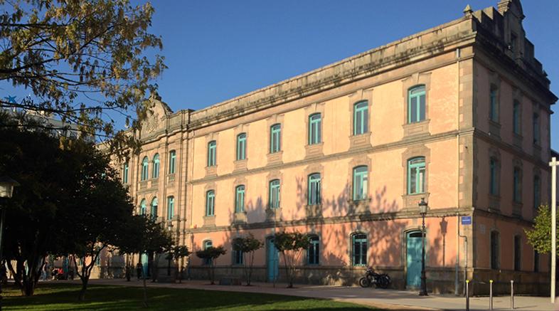 """""""Setenta"""": Exposición colectiva en la Facultad de Bellas Artes de Pontevedra."""