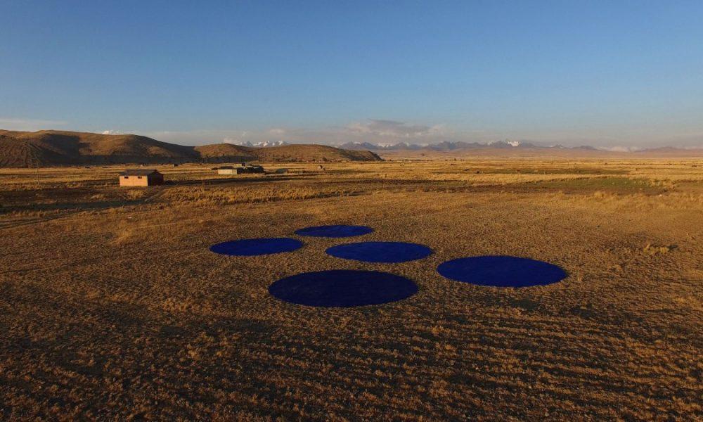 La obra de Fernando Casás llega a la IX Bienal Internacional de Arte Siart 2016, en Bolivia.